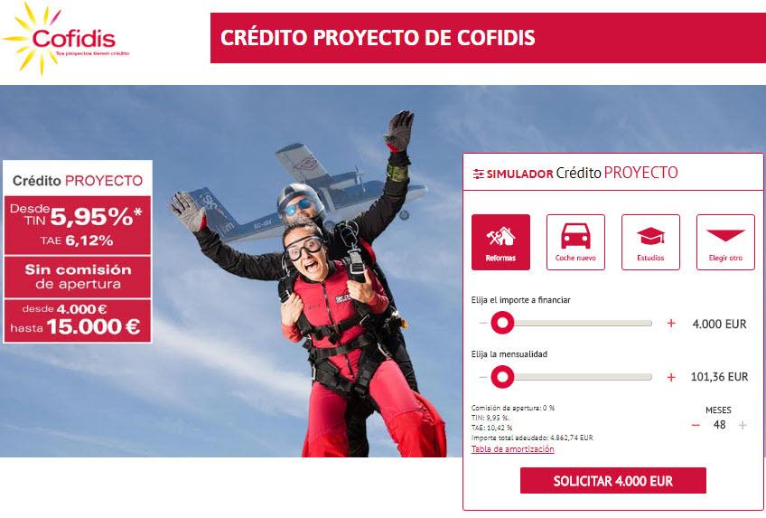credito proyecto