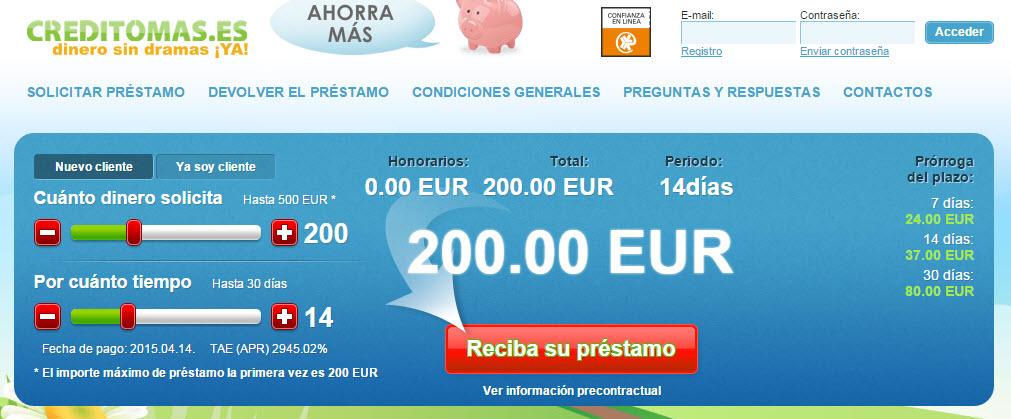 Simulador de prestamos de la caixa dinero rapido hasta 300 for Simulador hipoteca caixa