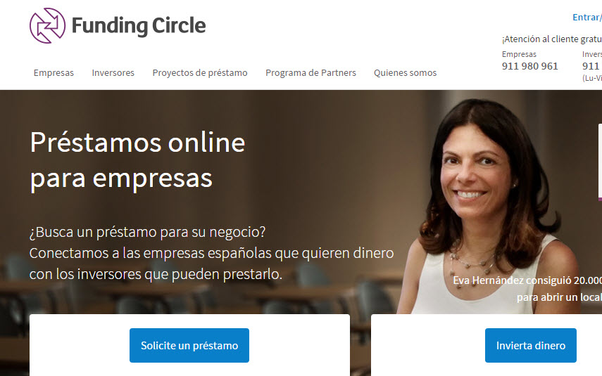 funding circle opiniones