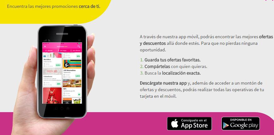app tarjeta bankintercard