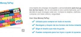 Moneytopay: opiniones, comisiones y comentarios de la tarjeta