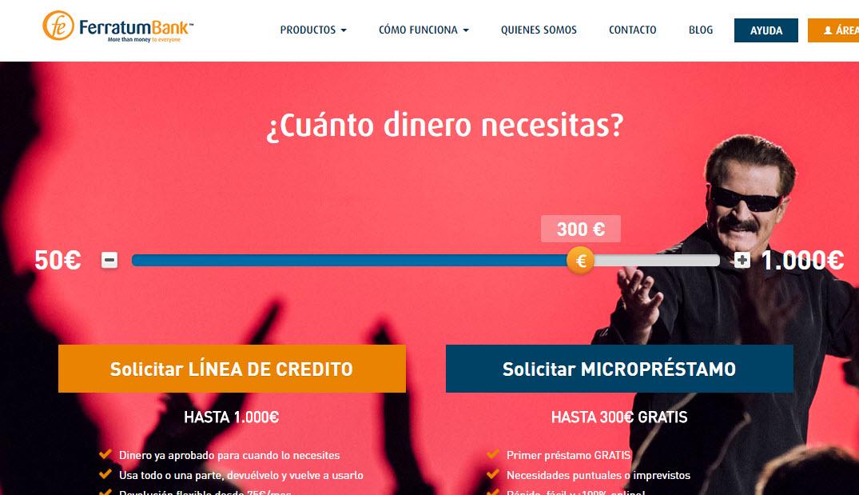 ferratum bank comentarios y opiniones del portal de credito