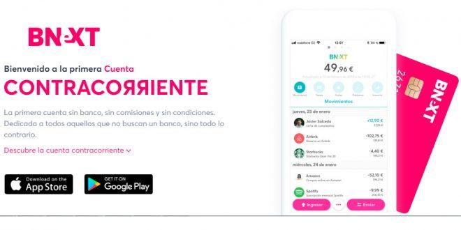 Bnext App: opiniones de la tarjeta y cuenta online